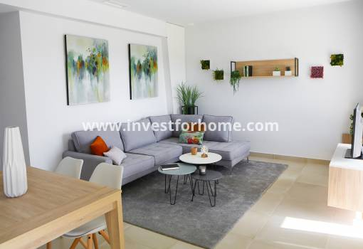 Apartment - New Build - Finestrat - Finestrat Urbanizaciones