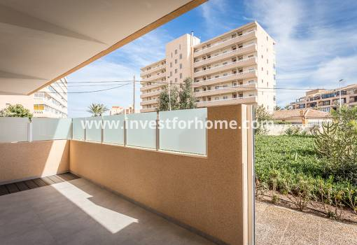 Apartment - New Build - Torrevieja - Torrelamata - La Mata