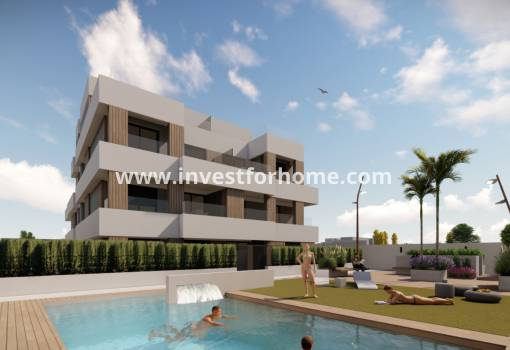 Appartement - Nouvelle construction - San Javier - San Javier