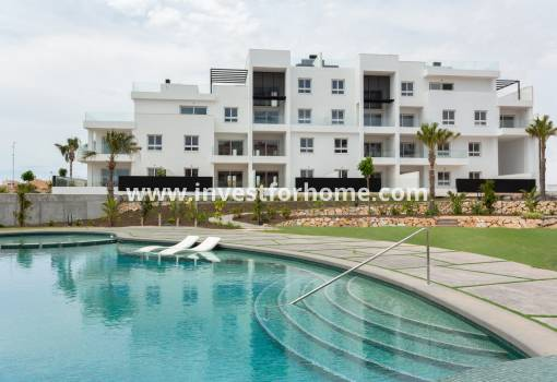 Appartement - Nouvelle construction - Torrevieja - Punta prima