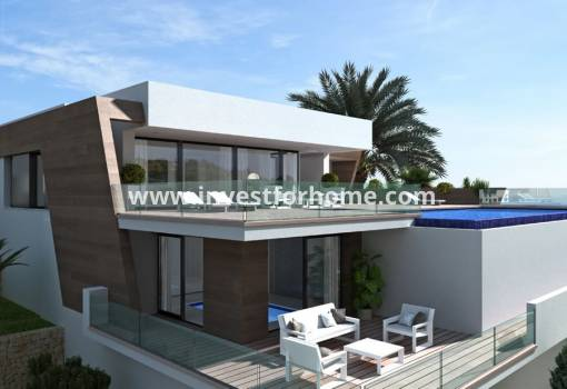 Detached Villa - New Build - Benitachell - Poble Nou - Cumbre del Sol