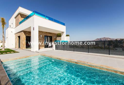 Detached Villa - New Build - Bigastro - Bigastro