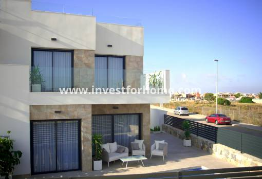 Detached Villa - New Build - Los Montesinos - Los Montesinos