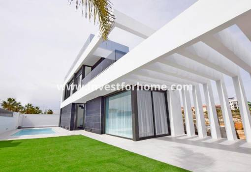 Detached Villa - New Build - Orihuela Costa - Lomas De Cabo Roig