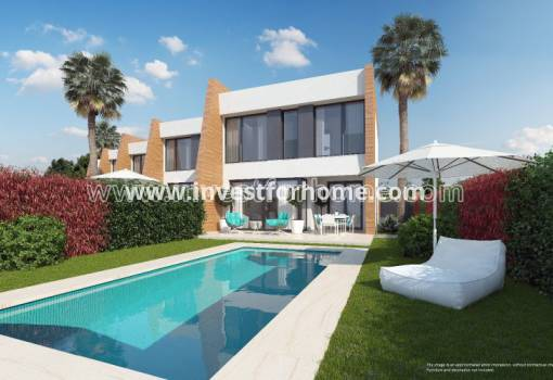 Detached Villa - New Build - Orihuela Costa - Villamartín