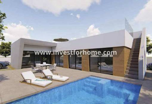 Detached Villa - New Build - Rojales - Ciudad Quesada