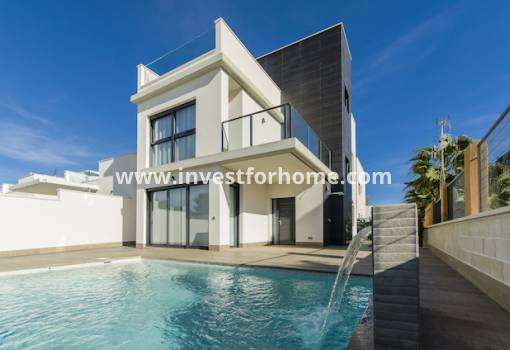 Detached Villa - New Build - San Miguel de Salinas - San Miguel de Salinas