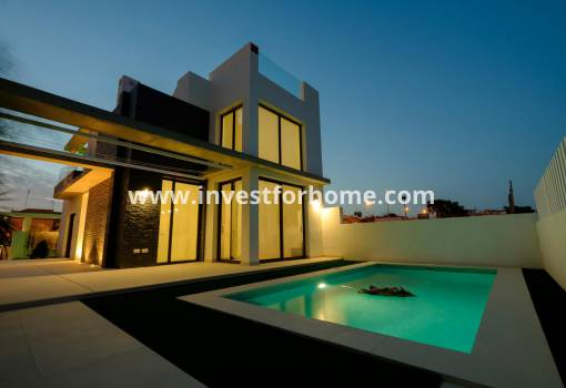 Detached Villa - New Build - Torrevieja - Torrevieja