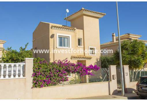 Detached Villa - Sale - Orihuela Costa - Los Altos
