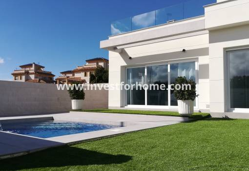 Maison - Nouvelle construction - Los Montesinos - Los Montesinos