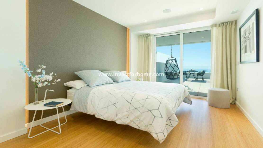 New Build - Apartment - Benitachell - Poble Nou - Cumbre del Sol