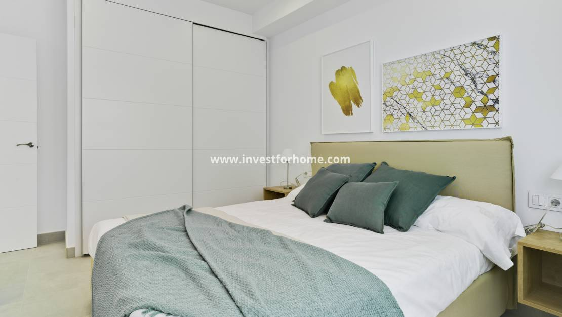 New Build - Apartment - Pilar de la Horadada - Pinar de Campoverde