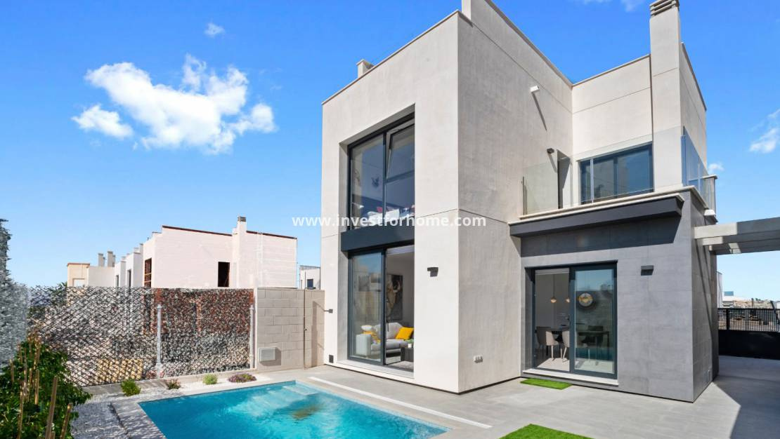 New Build - Detached Villa - Orihuela Costa - Villamartín