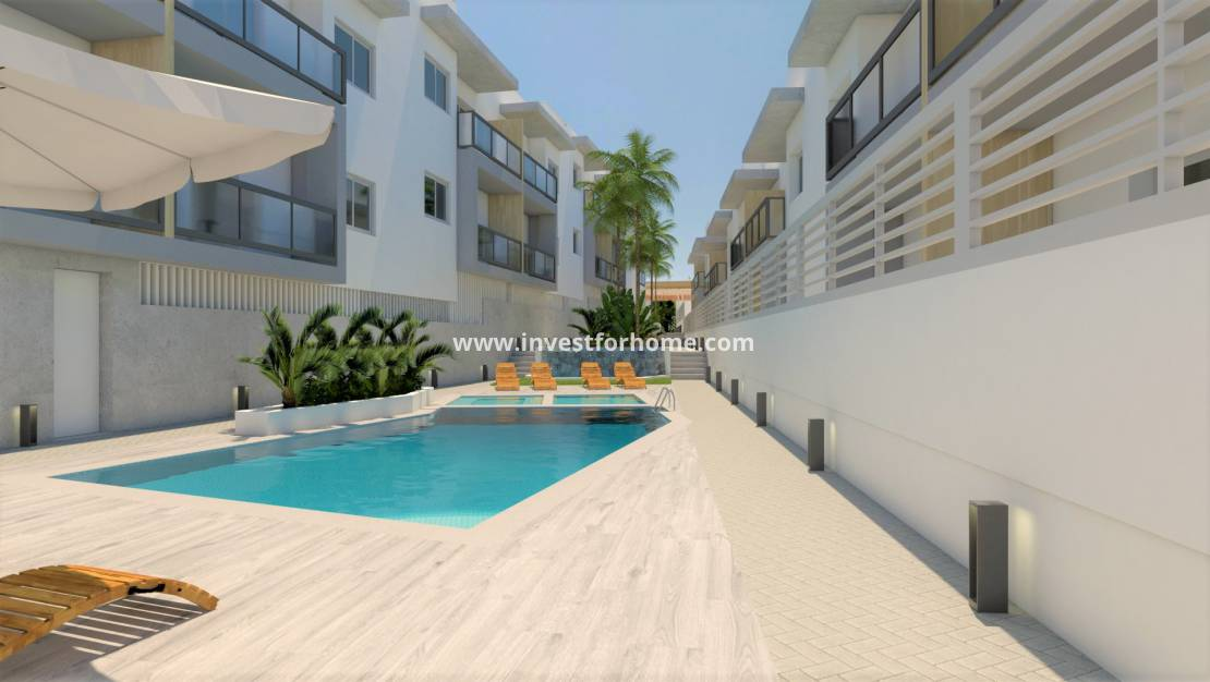 New build project Apartment Costa Blanca