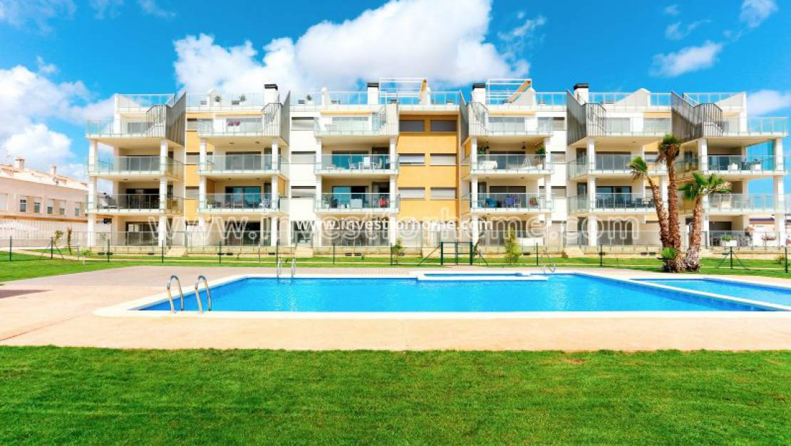 Nouvelle construction - Appartement - Orihuela Costa - Villamartín