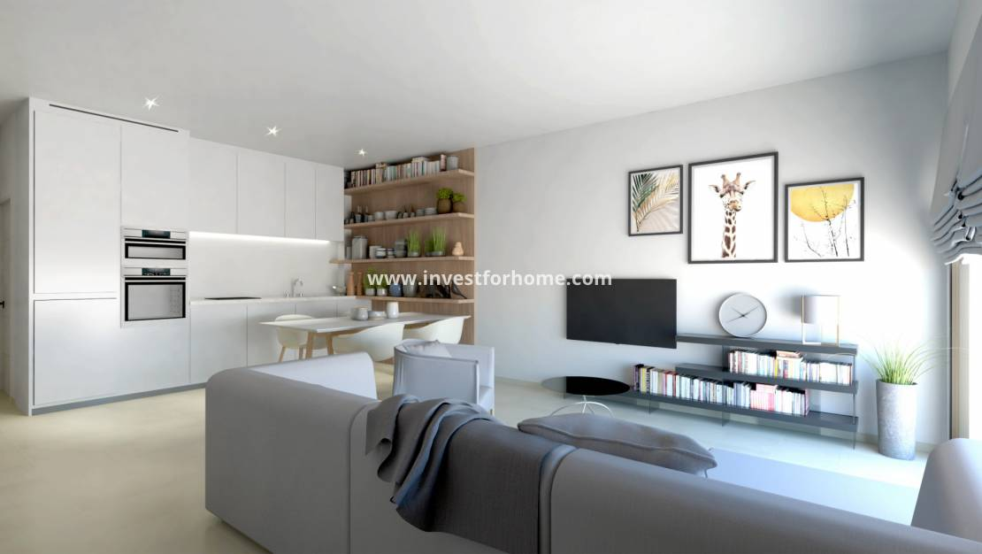 Nouvelle construction - Appartement - Pilar de la Horadada