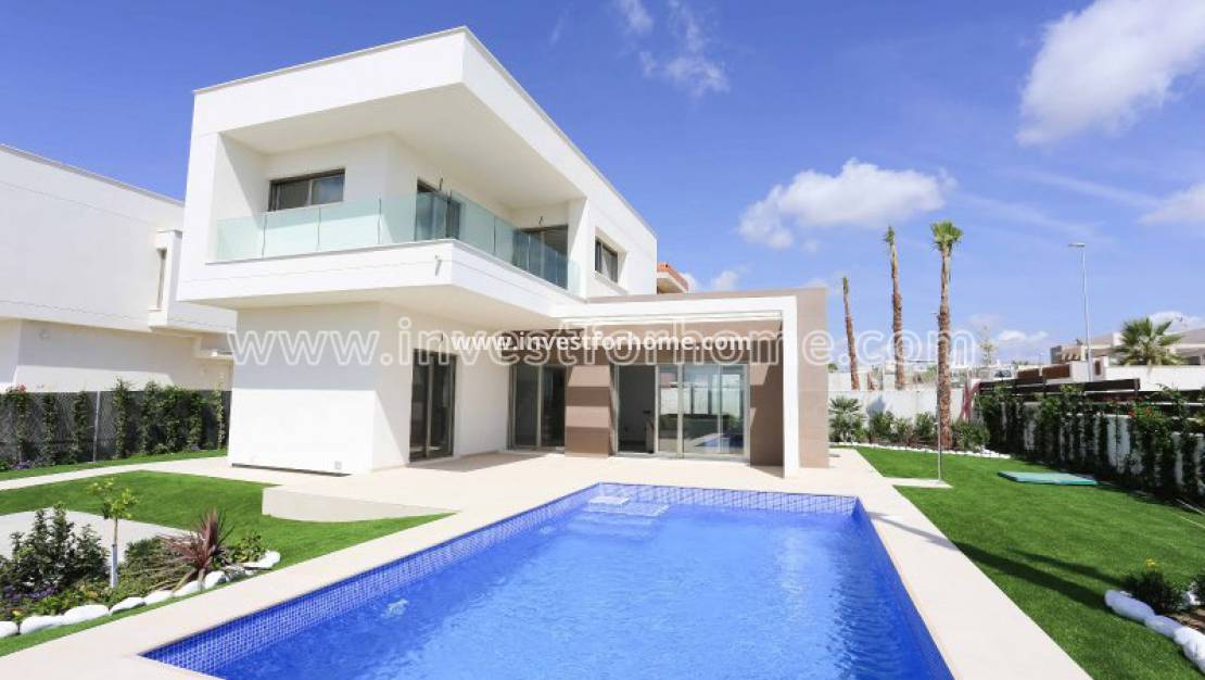 Nouvelle construction - Villa - Los Montesinos - Vistabella