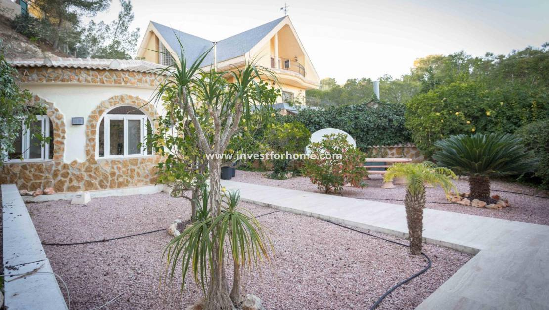 Sale - Detached Villa - San Miguel de Salinas