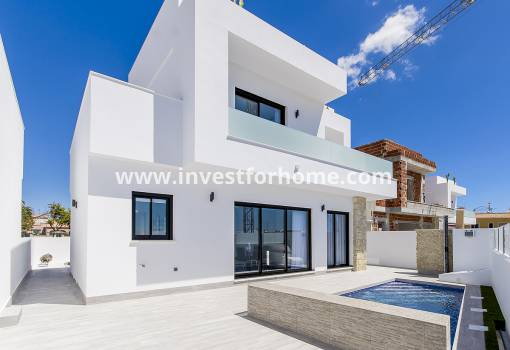 Villa - Nouvelle construction - Los Montesinos - Vistabella