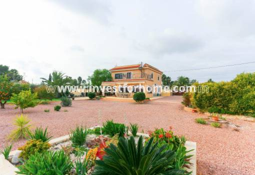 Villa - Vente - Los Montesinos - Los Montesinos